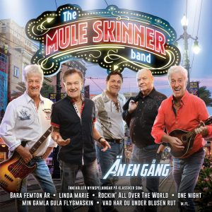 Än en gång av The mule skinner band Cd cover